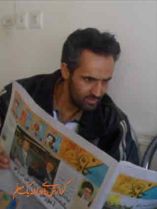 آقای صادقی - مربی فعال پرورشی
